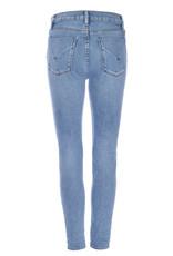 Hudson Barbara High-Rise Super Skinny Jean - Presto