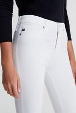 AG Jeans The Farrah Skinny Ankle - White