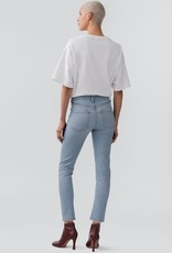 AGOLDE Toni Mid Rise Straight Fit - Daylight