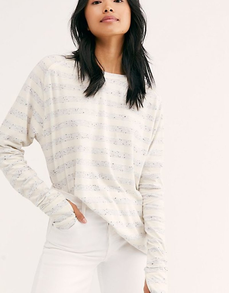 Free People We The Free Arden Stripe Tee