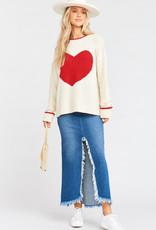 Show Me Your Mumu Sweetheart Sweater