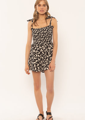 Amuse Society Jungle Path Romper