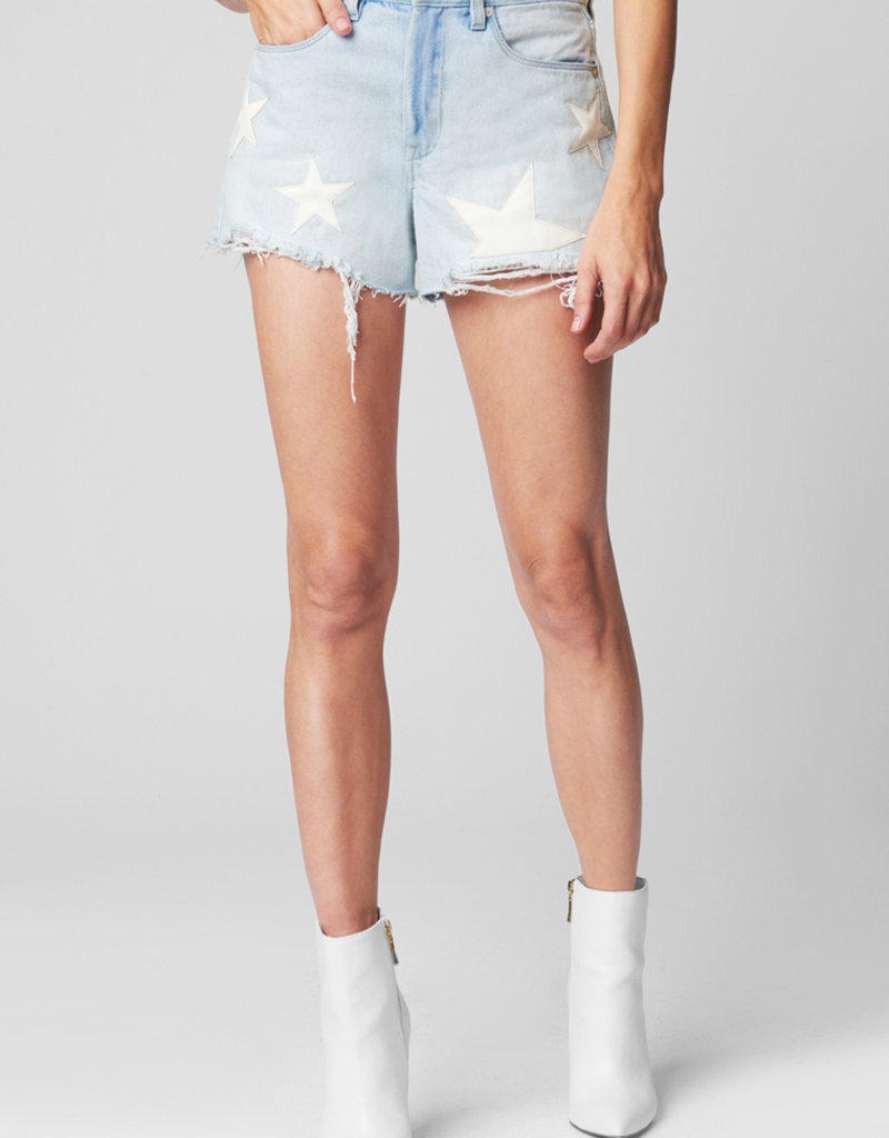 Blank NYC Barrow Shorts  - All Star