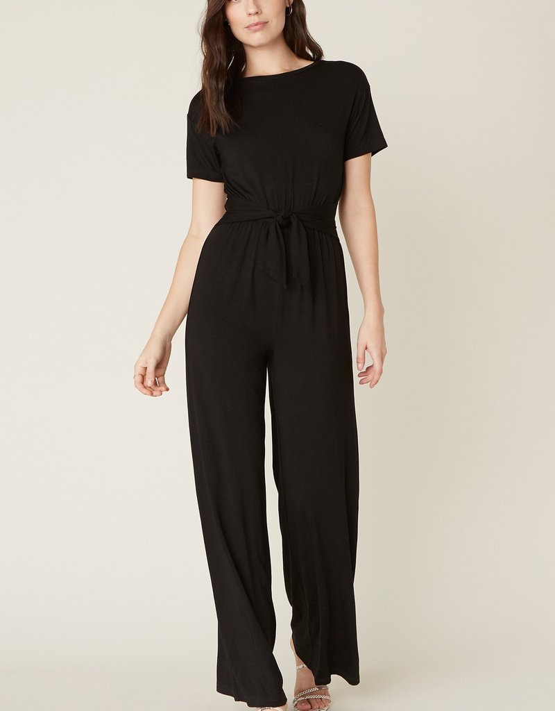 BB Dakota Tied Awake Jumpsuit