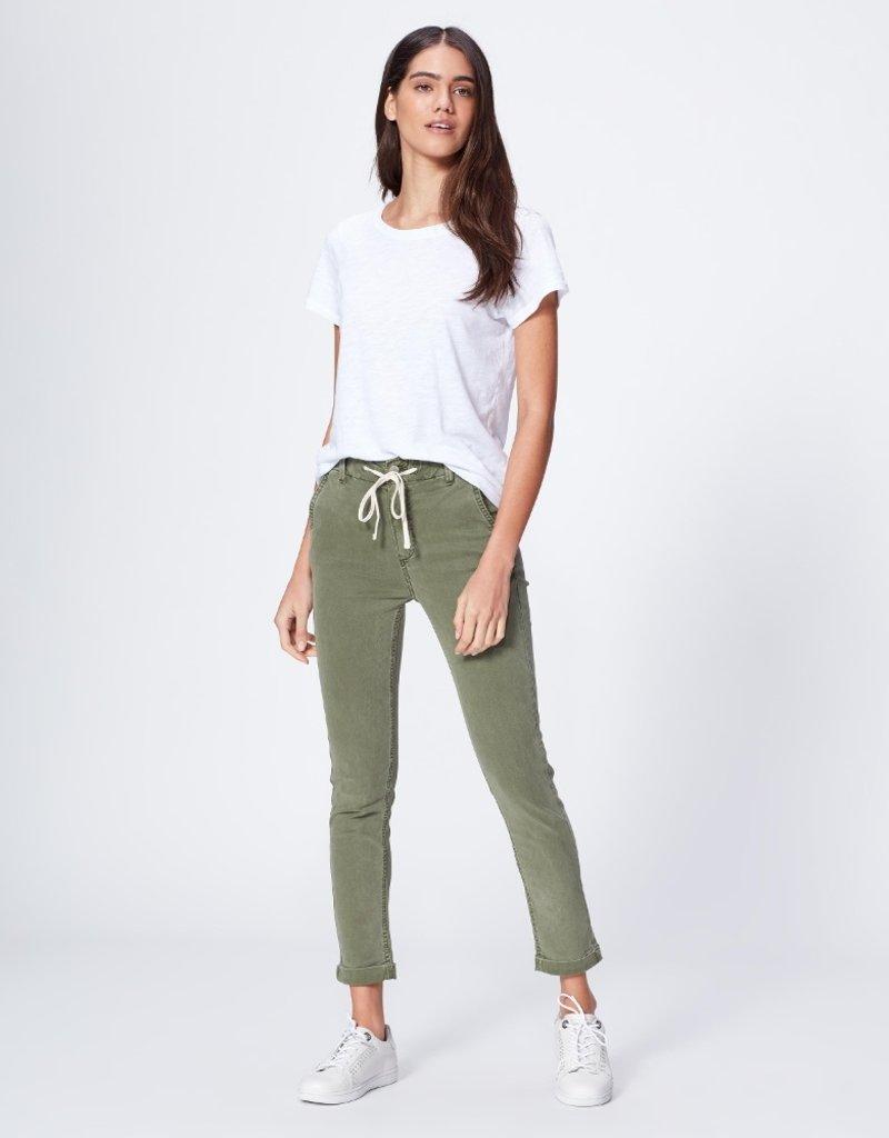 Paige Drawstring Pant - Vintage Coastal Green