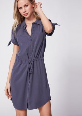Paige Avery Shirtdress - Periscope