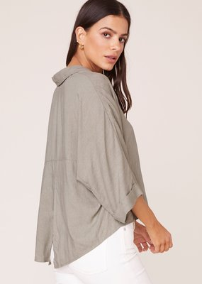 Jack by BB Dakota Let's Split Dolman Top