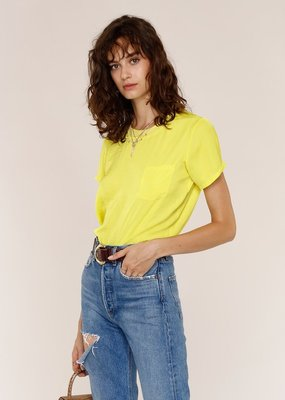 Heartloom Skylar Tee - Lemon