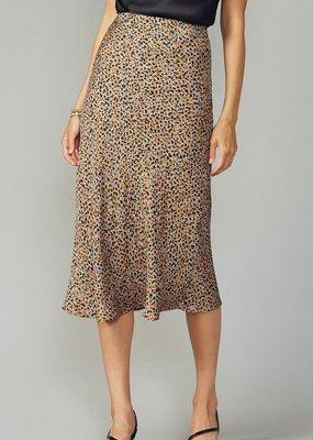 Greylin Athena Bias Cut Skirt - Tumeric
