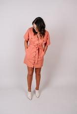 Minkpink Safari Dress