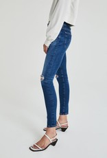 AG Jeans The Farrah Skinny Ankle - 8 Years Parallel