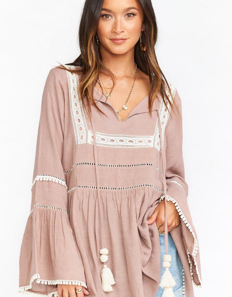 Show Me Your Mumu Romnia Tunic Dress