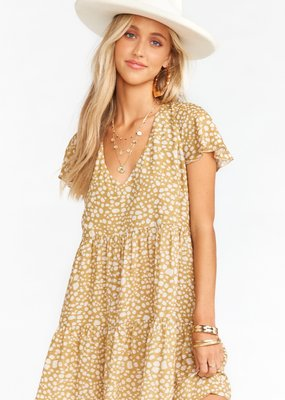 Show Me Your Mumu Cia Mini Dress