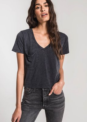 Z Supply Classic Skimmer Crop Tee
