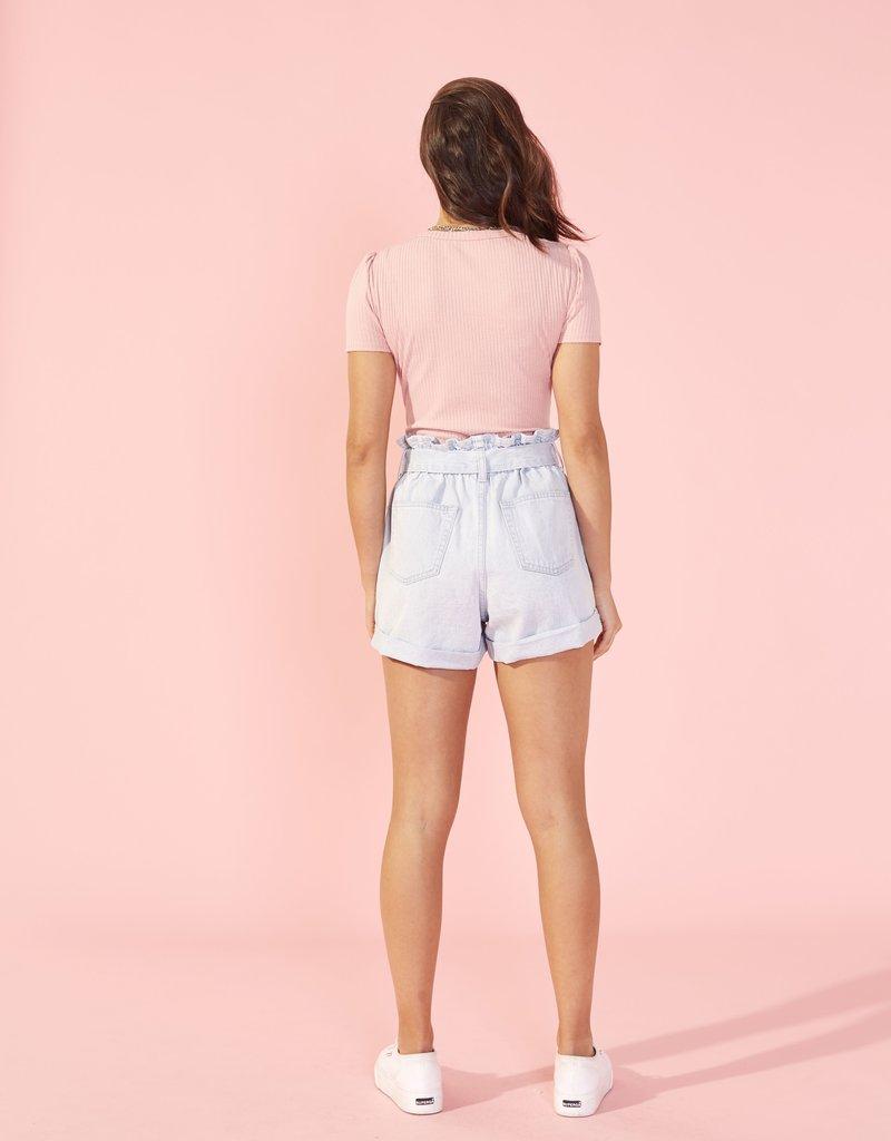 Minkpink Tammi Paperbag Short
