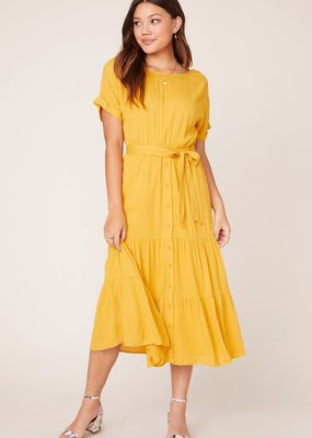 BB Dakota Sundown Midi Dress