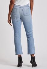 Hudson Holly High-Rise Crop Bootcut Jean