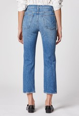 Hudson Remi High-Rise Straight Cropped Jean