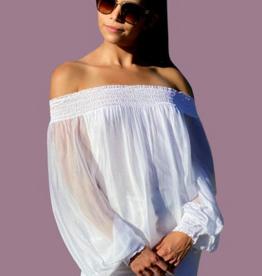 Sofia Romy Off Shoulder Blouse