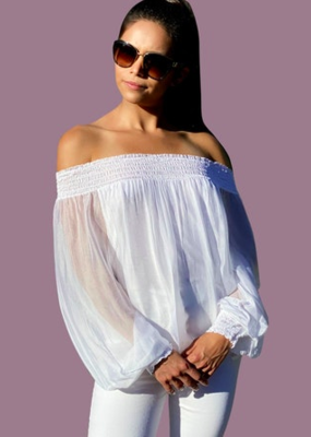 Sofia Romy Off Shoulder Blouse