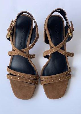 Rebecca Minkoff Adeleine Block Heel Sandal