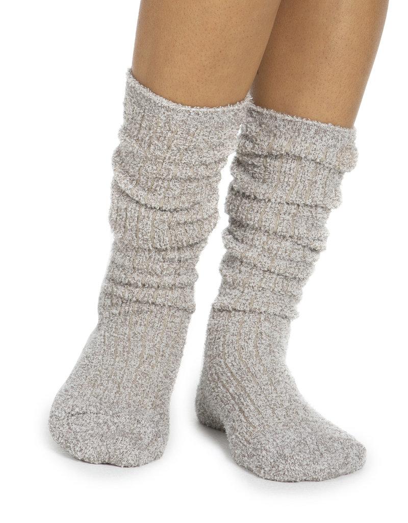 Barefoot Dreams Cozychic Women's Ribbed Socks