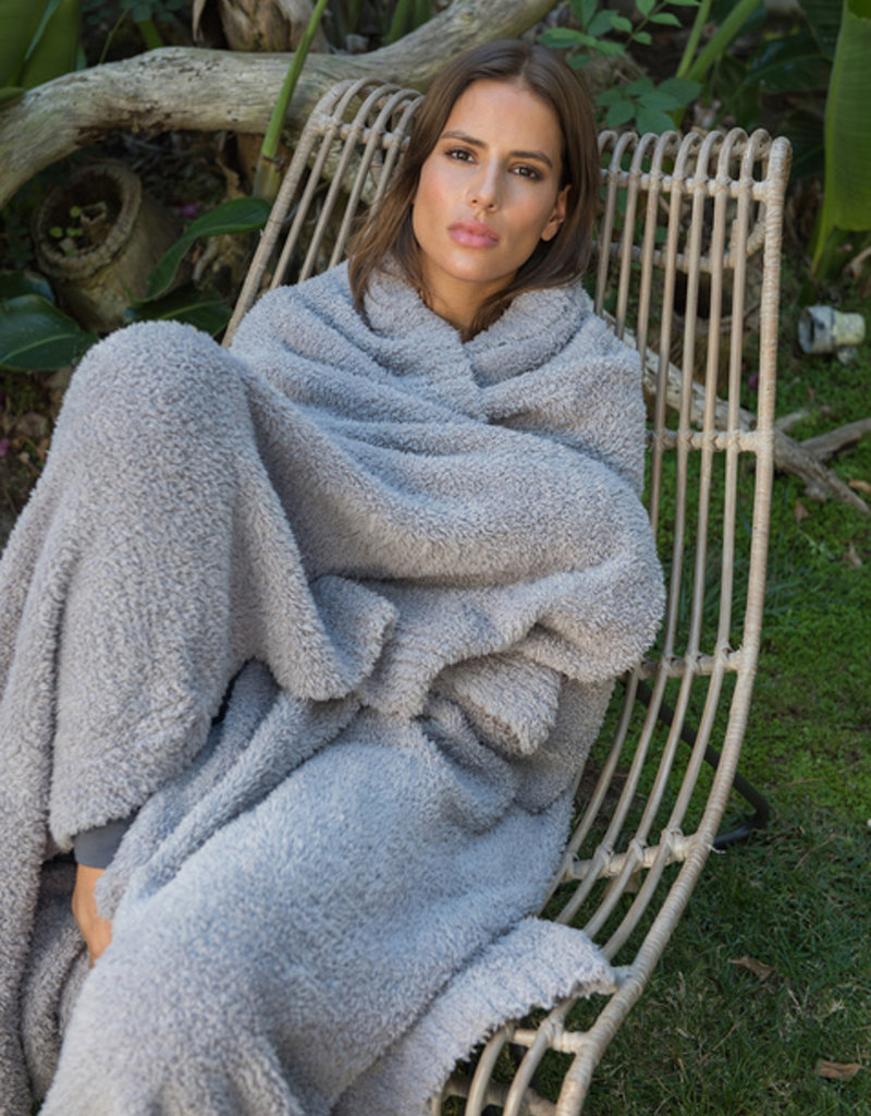 Barefoot Dreams Cozy Chic Throw Blanket