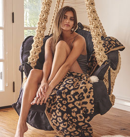 Barefoot Dreams Cozy Chic Barefoot In the Wild Throw
