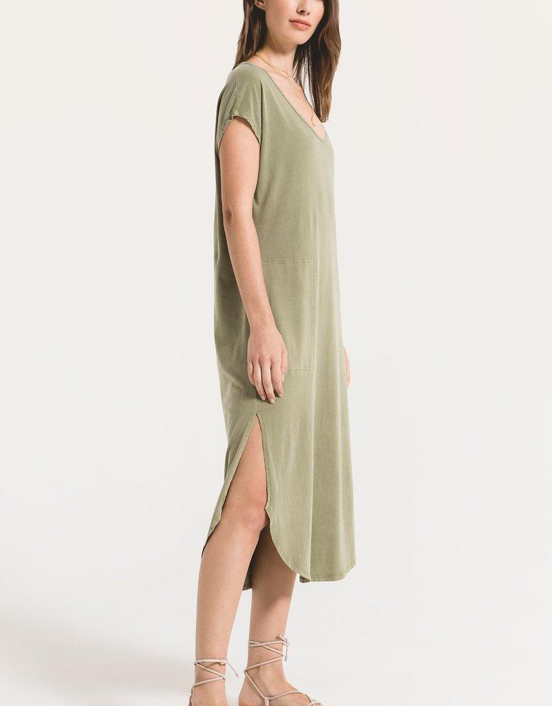 Z Supply Leira Midi Dress