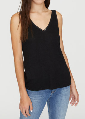 Sanctuary Linn Crochet Mix Tank
