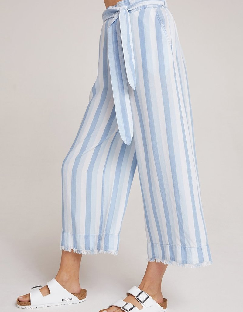 Bella Dahl Belted High Waist Crop Pant