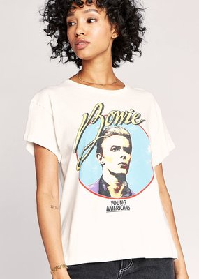 Daydreamer David Bowie Young Americans Tour Tee