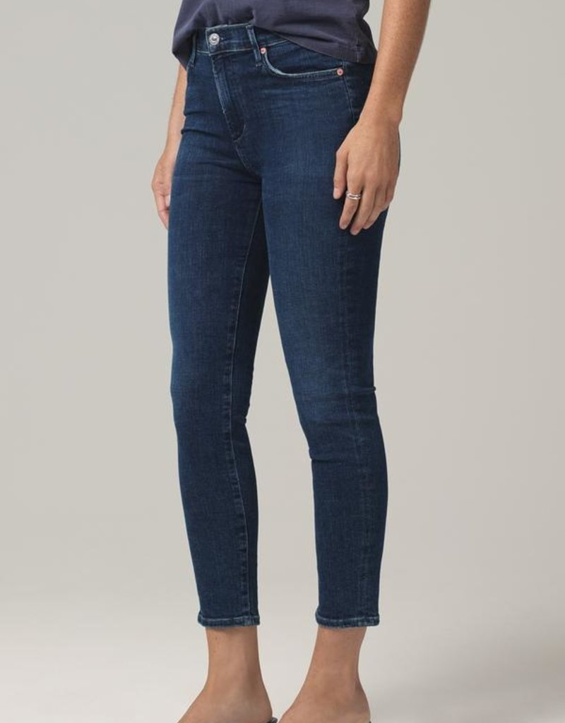 Citizens of Humanity Rocket Crop Mid Rise Skinny Fit - Alto