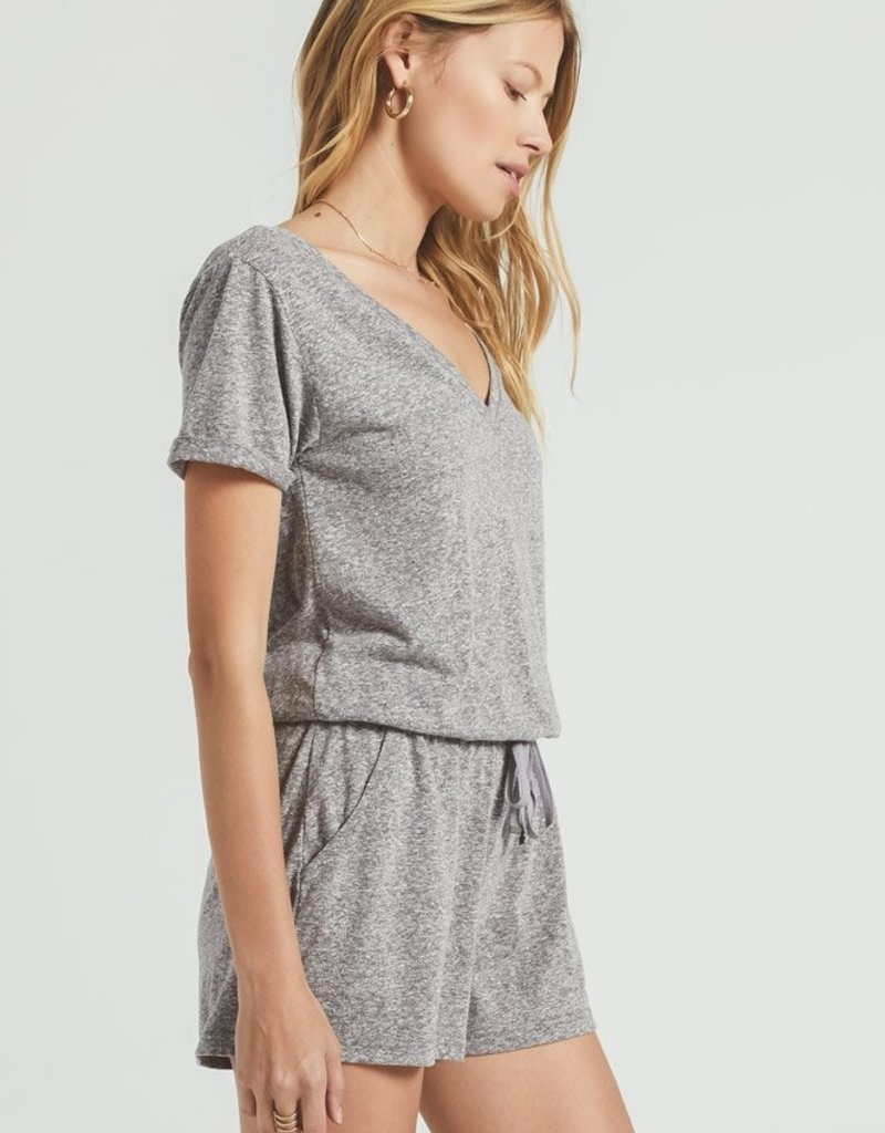 Z Supply Pia Triblend Romper