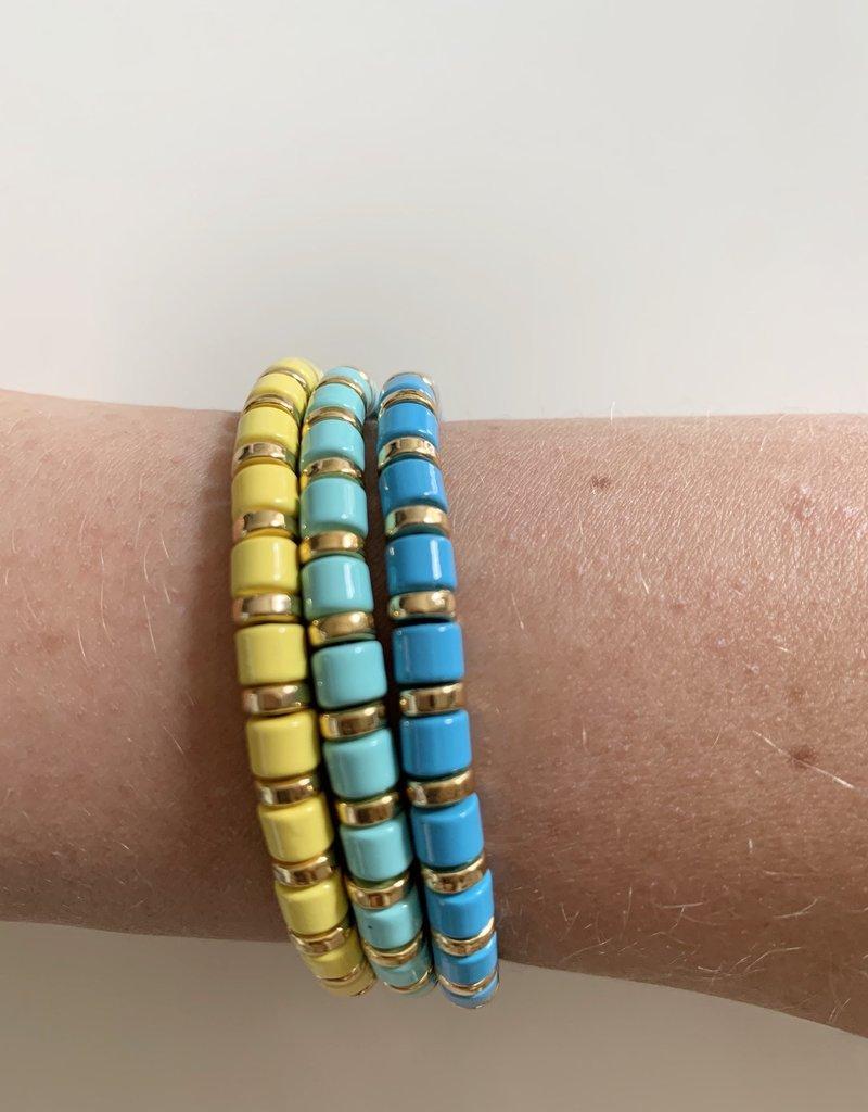 La Lumiere NY Mini Rainbow Bracelet