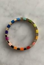 La Lumiere NY Mindy Rainbow Bracelet