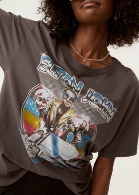 Daydreamer Elton John on Tour Boyfriend Tee
