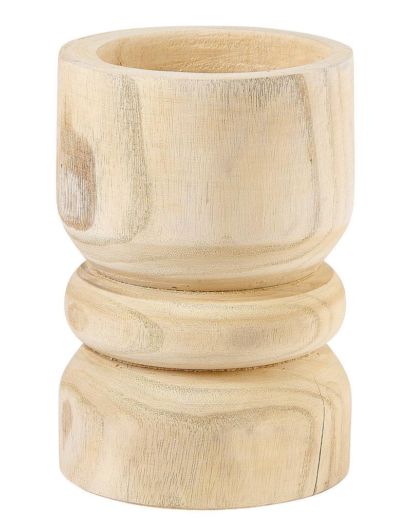 LABEL Vernal Wooden Planter