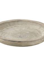 LABEL Everette Wooden Bowl