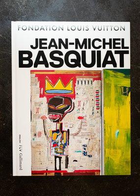 LABEL Jean Michael Basquiat Hardcover Book