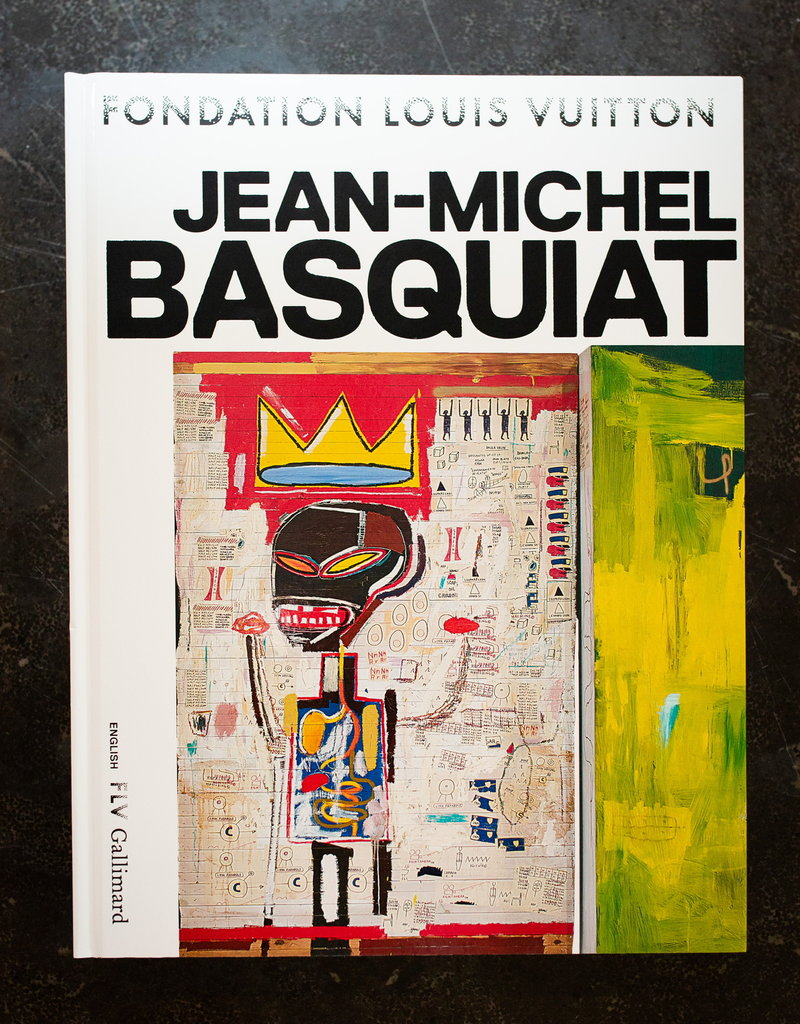 LABEL Jean Michael Basquiat Hardcover Book