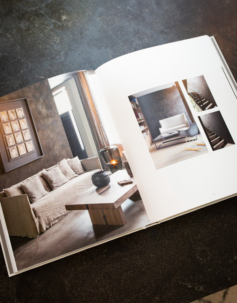 LABEL Timeless Interiors & Renovations Hardcover Book