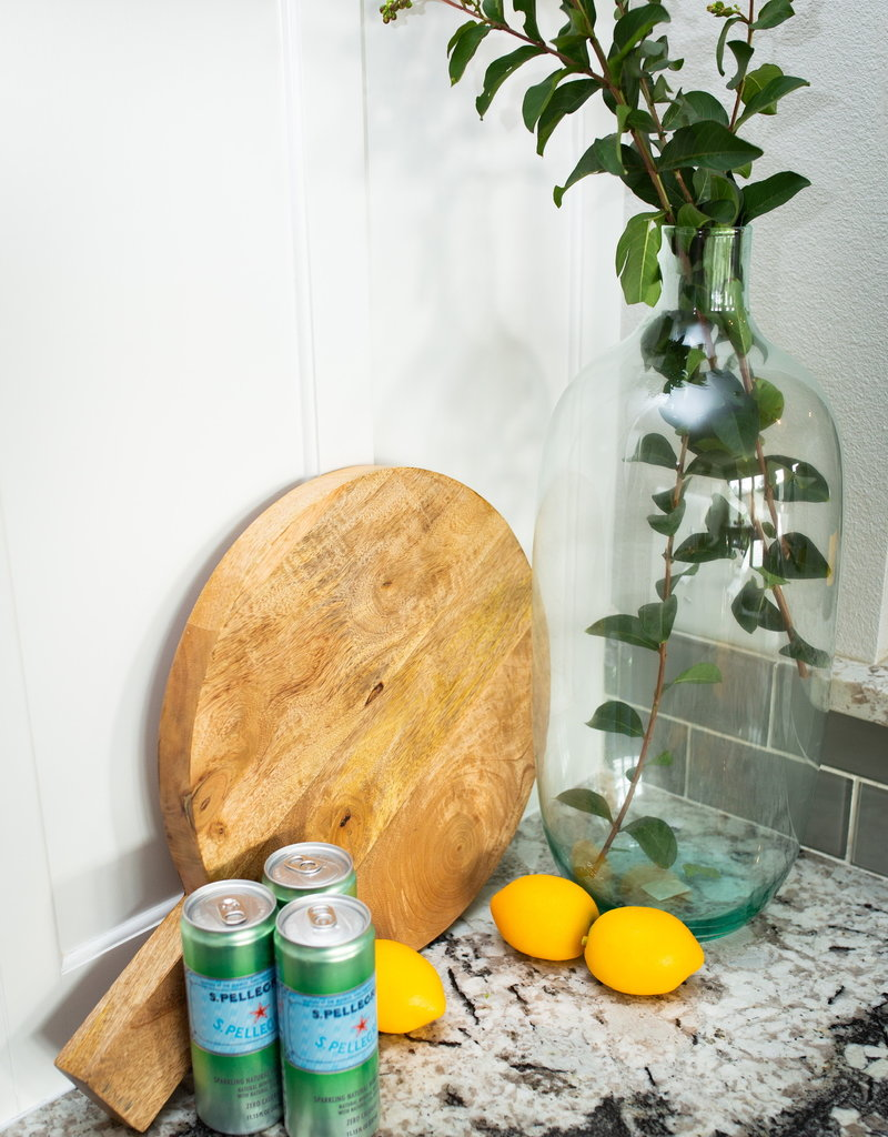 LABEL Appleton Cutting Board