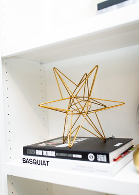 LABEL Galena Decorative Star - Large