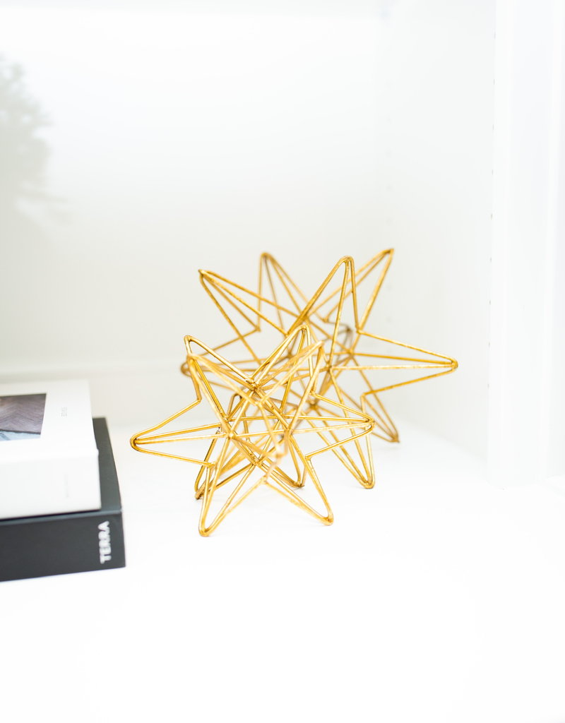 LABEL Galena Decorative Star - Small
