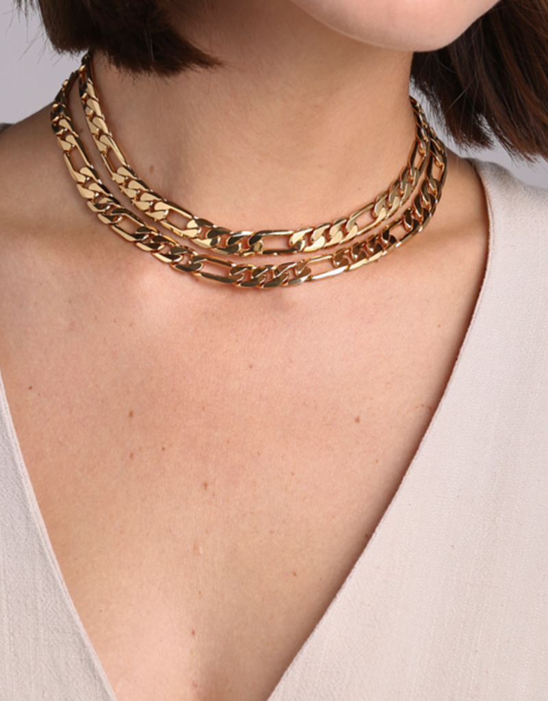 Jenny Bird Double Carter Choker