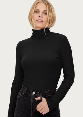 Michael Stars 2x1 Rib Turtleneck