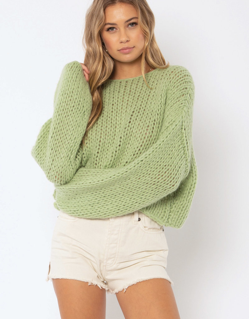 Amuse Society Desert Skies Sweater