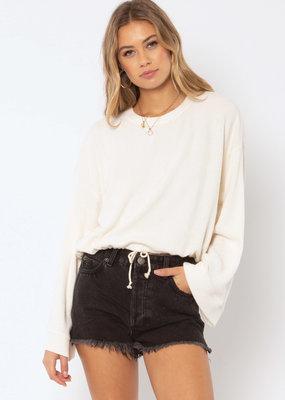 Amuse Society Lilah Knit Pullover