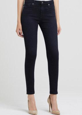 AG Jeans Farrah Skinny Ankle - Blue Above